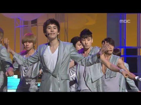 Super Junior - Bonamana, 슈퍼주니어 - 미인아, Music Core 20100529