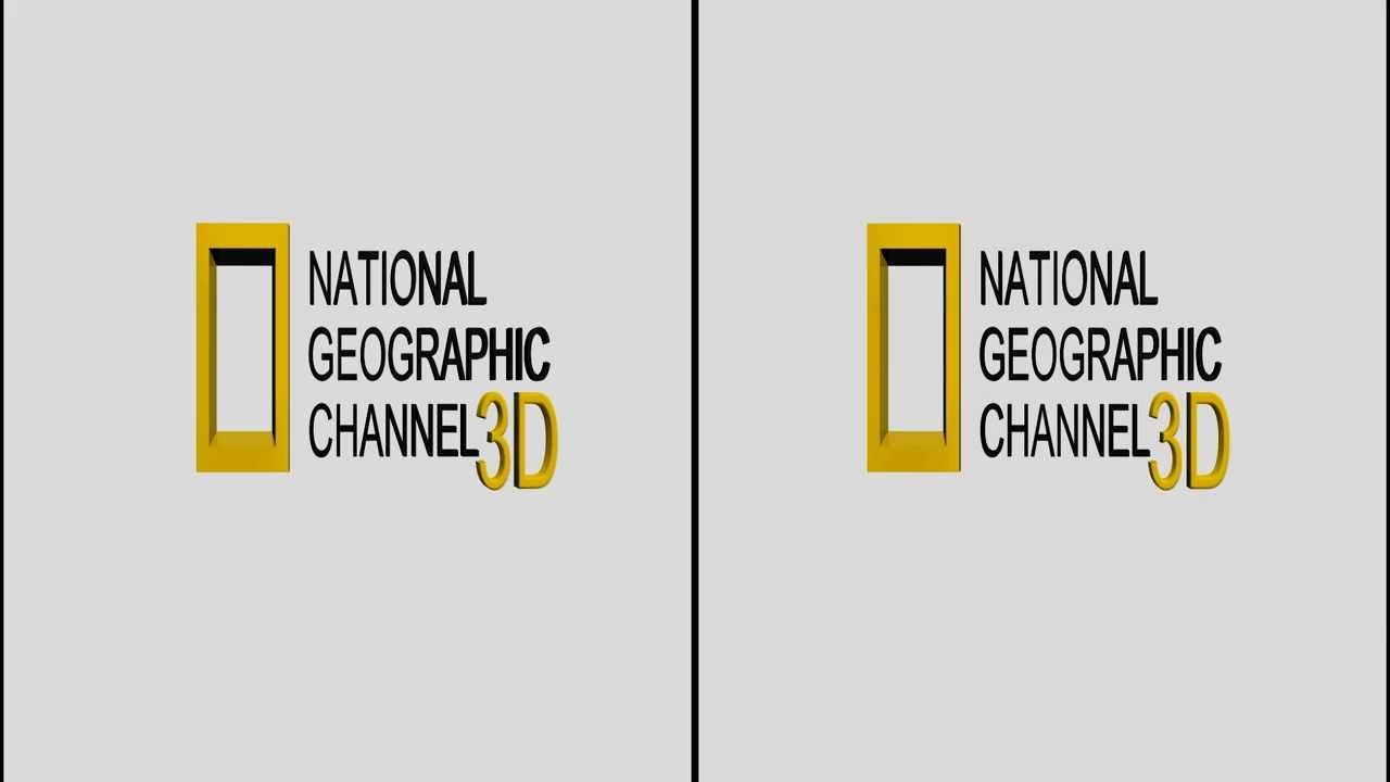 National Geographic Channel Logo 3d National Geographic Channel hd