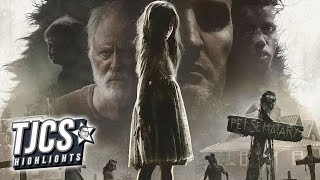 New Pet Sematary Trailer Review