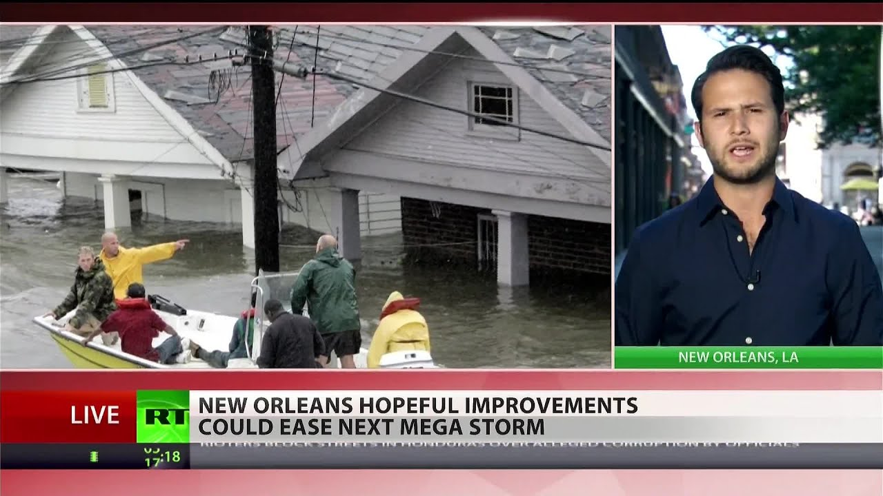 When disaster strikes: Is New Orleans prepared for another Hurricane Katrina?