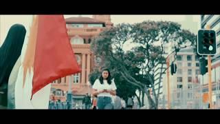 Sarah Aram Project 2 (Flag Girl )
