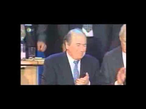Sepp Blatter und die Fifa Mafia   Frontal 21 2012 04 04 wmv
