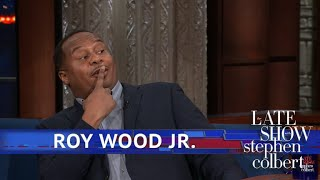 Roy Wood Jr. Is Vegan... When His Girlfriend Is Watching