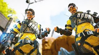 All Legends Cutscenes in Apex Legends (Character Story Trailers)