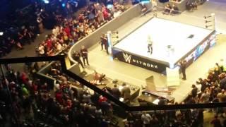 Bray Wyatt vs Kane Backlash 2016 with an RKO from Randy Orton!