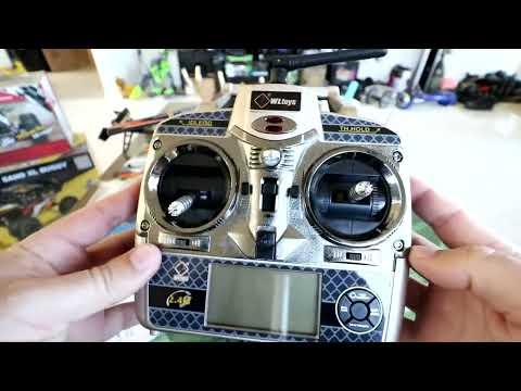 WLtoys V950 Brushless 3D RTF Helicopter - Full Review - [Unboxing. Flight/CRASH Test. Pros & Cons]