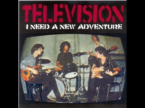Television - Adventure LP Outtakes,