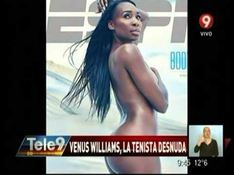 Venus Williams la tenista desnuda