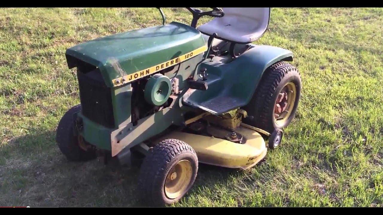Garden Tractor Hydraulic Implement Lift : Rare find john deere hydro static garden tractor