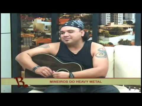 Entrevista - Filipe Duarte - Seawalker (Revista BHNews) - Mineiros do Heavy Metal