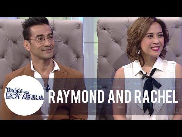 "Rachel and Raymond talk about their movie ""Quezon's Game"" | TWBA"
