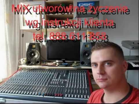 MIX Utworów Na życzenie,wg Instrukcji Klienta,kompilacja Na Pierwszy Taniec