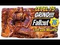 Lv. 75 Grind CONTINUES /w MixelPlx + Queen PREP! - Fallout 76 LIVE🔴