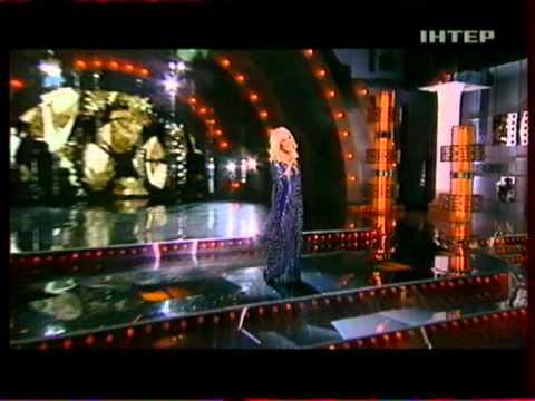 Таисия Повалий - Старинные часы (Live @ Место встречи, 2009)