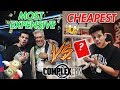 download lagu      MOST EXPENSIVE vs CHEAPEST ITEM AT COMPLEXCON (INSANE FIND!)    gratis
