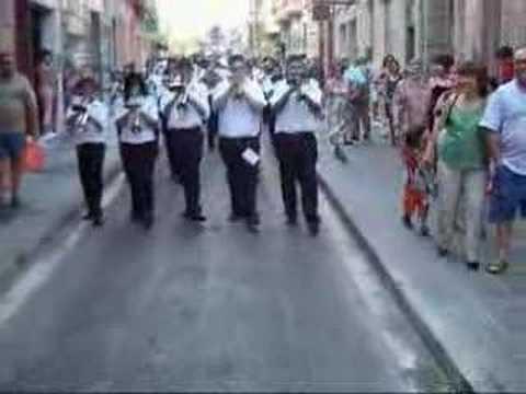 Feria Almeria 2006 Am Ntra Sra Del Mar - Yo Tengo Mi Pon Pon video