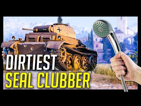 ► Dirtiest Seal Clubber There is... - World of Tanks Gameplay MP3