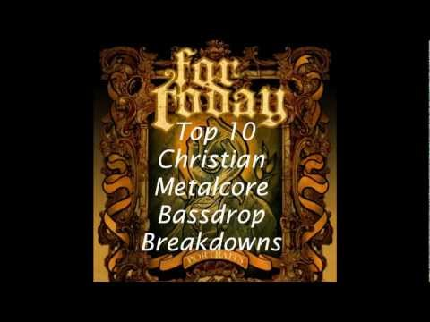 Top 10 Christian Metalcore Bass drop Breakdowns #1