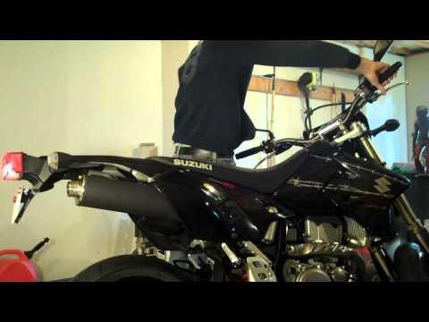 Suzuki DRZ400SM FMF Powercore 4
