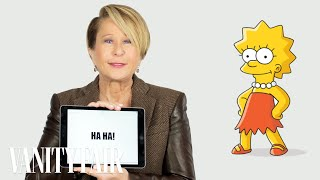 Lisa Simpson Teaches You Simpsons Slang | Vanity Fair