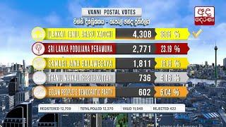 Polling Division - Postal-Votes-Vanni