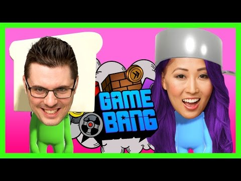 DON'T PARTY WITH FRIENDS! (Game Bang)