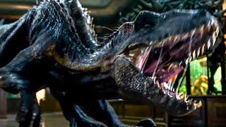JURASSIC WORLD 2 'Little Girl vs. Indoraptor' TV Spot Trailer (2018)