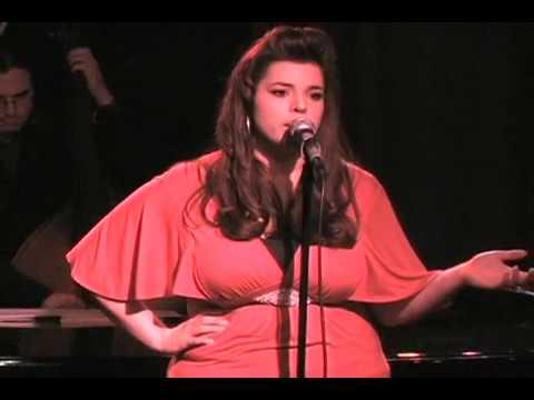 Alysha Umphress - I Just Wanna Have Fun (Jeff Blumenkrantz)