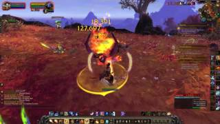 WoW: Mage Gameplay 2017 - World of Warcraft   Legion 2017 Gameplay