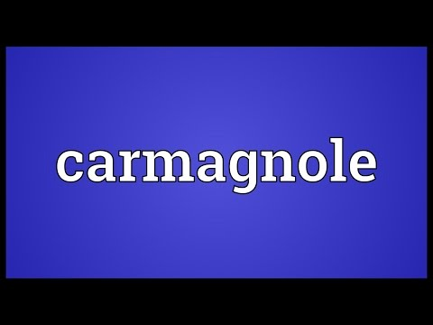 Header of carmagnole
