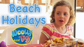 Woolly and Tig - Beach Holidays | Buckets, Spades and a Picnic