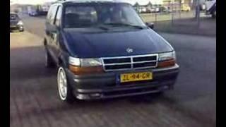 Wild Beast Chrysler Voyager