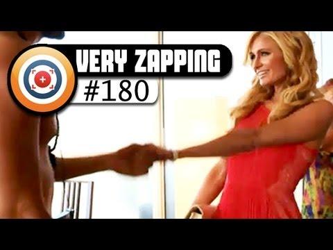 Paris Hilton devient Ch'tis, Nabilla hommage à ses fesses…Veryzapping #180