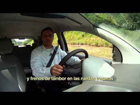 Chevrolet Spin - Test Drive