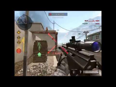 Warface: Life with Intel HD