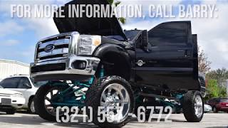 Lifted 4x4 Trucks For Sale Palm Bay Florida 321-557-6772