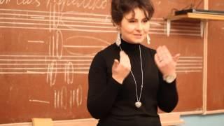 Вокальный мастер класс Ирины Цукановой г. Вишневое #1