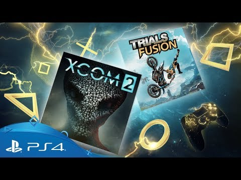 PlayStation Plus - June 2018 | XCOM 2 and Trials Fusion | PS Plus Monthly Games