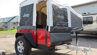 2017 Jeep Extreme Camper by Livin Lite RV in Ontario