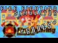 Fire Fighting Simulator NEW WORKING CODES ROBLOX 2018 mp3