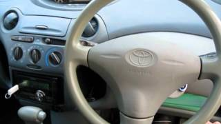 Start-Stop Button For Vitz