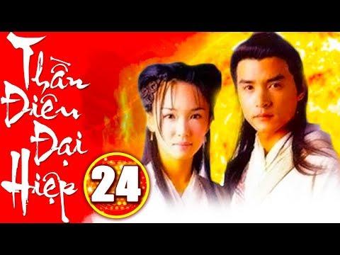 Thần Điêu Đại Hiệp - Tập 24   Phim Kiếm Hiệp 2019 Mới Nhất - Phim Bộ Trung Quốc Hay Nhất