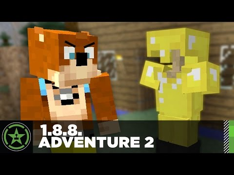 Let's Play Minecraft - Episode 193 - 1.8.8 Adventure Part 2