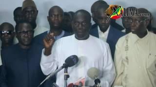 """Malick Gakou """"nous allons marcher, non droit on ne peut pas les demandés au gouvernement """""""