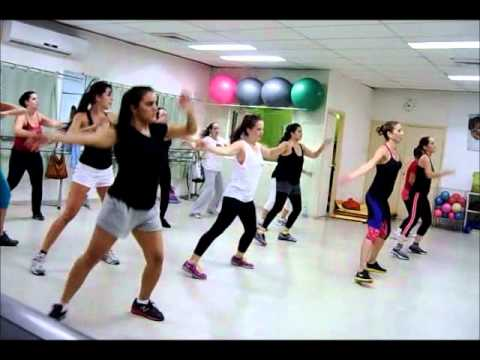 C'Est La Vie Khaled- Zumba® fitness class with Sagit