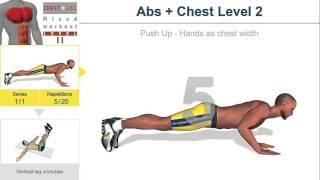 Bài tập thể hình tại nhà để có cơ bụng 6 múi nhanh và hiệu quả
