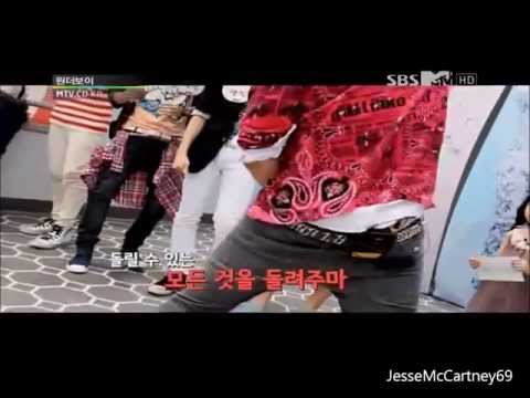 Jeongmin Bulge (Boyfriend) How Big Is Jeongmin