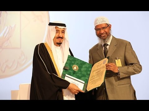 Zakir Naik Persuading Saudi Royals to Support Him