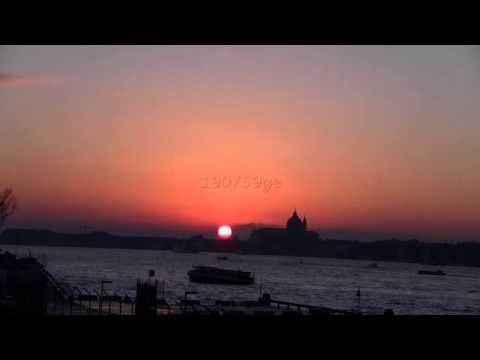 venezia  23/01/2013  l'alba