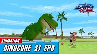[DinoCore] Official   S01 EP08   Best Animation for Kids   TUBA n